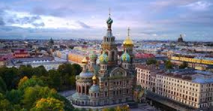Hotel 4* St Petersburg-Moscova